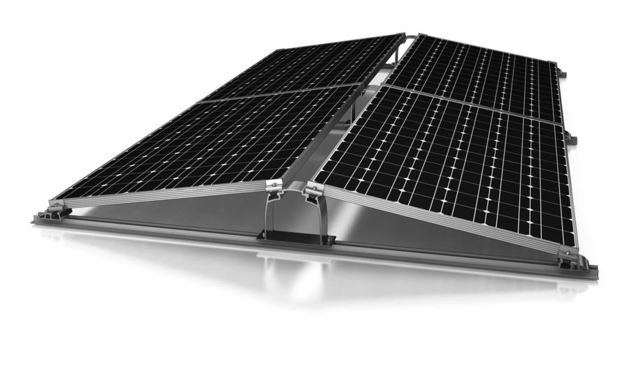 Sisteme montimi për panele diellore fotovoltaike në Shqipëri