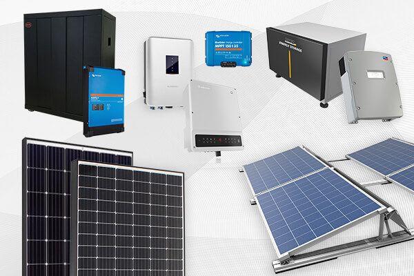 Off-grid zgjidhje diellore fotovoltaike nga DET shpk