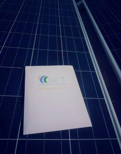 Kontaktoni DET shpk Deutsche Energie & Technologie në Shqipëri